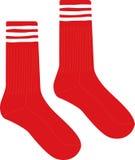 Crew Socks Royalty Free Stock Photos