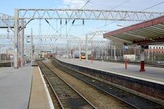 Crewe Railway station Royalty Free Stock Photography