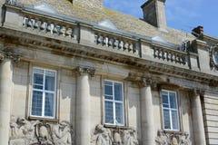 Crewe Town Hall Royalty Free Stock Image