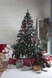Crhistmas tree Stock Photo