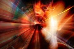 Cri perçant spirituel Images stock