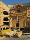 Criação de uma casa nova Imagem de Stock Royalty Free