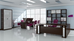 Criação do interior do escritório