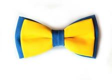 Criada Bow Tie de la mano Foto de archivo libre de regalías