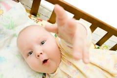 A criança Fotografia de Stock Royalty Free
