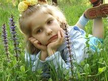 Criança 18 foto de stock