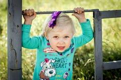 Criança Fotografia de Stock