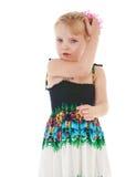 Criança adorável foto de stock royalty free