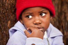 Criança africana Fotos de Stock