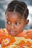 Criança africana Foto de Stock Royalty Free
