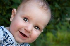 Criança alegre Fotos de Stock Royalty Free