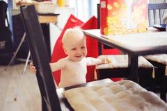 Criança alegre Fotos de Stock