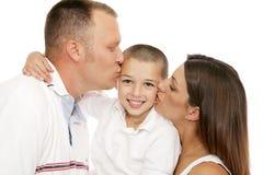 Criança amado imagens de stock royalty free