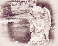 Criança Angel Statue Fine Art fotografia de stock