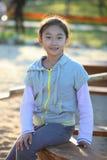 Criança asiática Fotografia de Stock