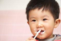 Criança asiática Fotos de Stock Royalty Free