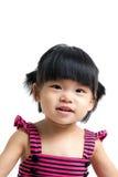 Criança asiática do bebê Imagens de Stock