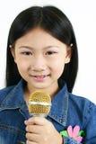 Criança asiática nova 001 Fotos de Stock Royalty Free