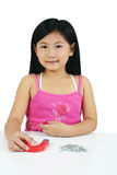 Criança asiática nova 008 Imagens de Stock