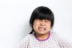 Criança asiática pequena Imagens de Stock Royalty Free