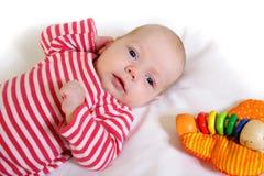 Criança bonita Fotografia de Stock Royalty Free