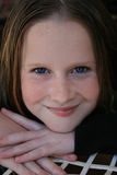 Criança bonita Foto de Stock