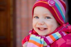Criança bonita Imagem de Stock Royalty Free