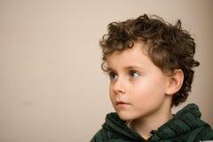 Criança bonita Fotos de Stock Royalty Free
