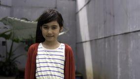 Criança bonito forte Fotos de Stock