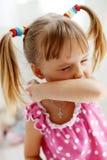 Criança brincalhão Fotos de Stock Royalty Free