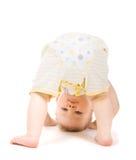 Criança brincalhão Foto de Stock Royalty Free