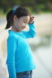 Criança chinesa Fotos de Stock Royalty Free
