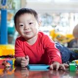 Criança chinesa Imagens de Stock Royalty Free