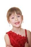 Criança confiável Fotografia de Stock