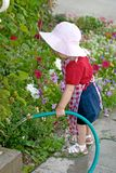 Criança da água Fotos de Stock Royalty Free