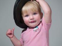 Criança da alegria imagens de stock