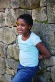 Criança da cidade Fotografia de Stock Royalty Free