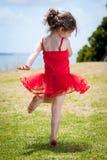 Criança da dança Fotos de Stock Royalty Free