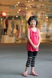 Criança da forma Fotografia de Stock Royalty Free