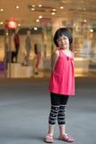 Criança da forma Fotografia de Stock