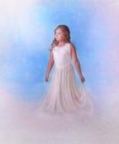 Criança da luz Fotos de Stock Royalty Free