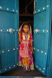 Criança da menina em India Imagem de Stock Royalty Free