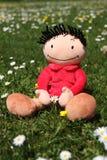 Criança de flor Fotos de Stock Royalty Free