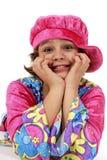 Criança de flor Foto de Stock Royalty Free
