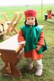 Criança de Landsknecht Fotografia de Stock