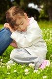 Criança de sono Foto de Stock Royalty Free
