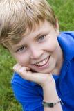 Criança de sorriso fotos de stock royalty free