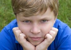 Criança do menino Fotografia de Stock Royalty Free
