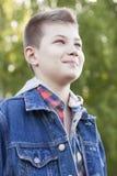 Criança 11 do outono Imagem de Stock