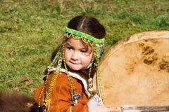 Criança do retrato Fotografia de Stock Royalty Free